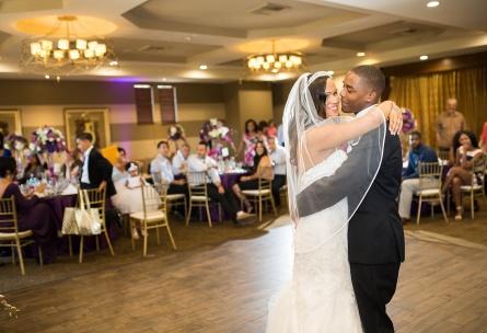First dance - Vellano - Chino Hills, California - San Bernardino County - Wedgewood Weddings