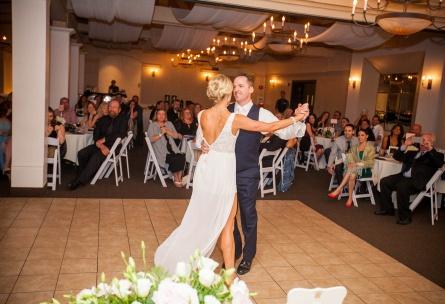 First dance - Carmel - Carmel, California - Monterey County - Wedgewood Weddings