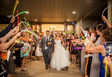 Final send off - San Ramon - San Ramon, California - Contra Costa County - Wedgewood Weddings
