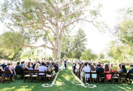 Large Wedding Cerermony - Galway Downs - Temecula, California - Riverside County - Wedgewood Weddings