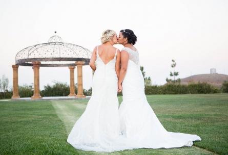 LGBT Wedding - Vellano - Chino Hills, California - San Bernardino County - Wedgewood Weddings
