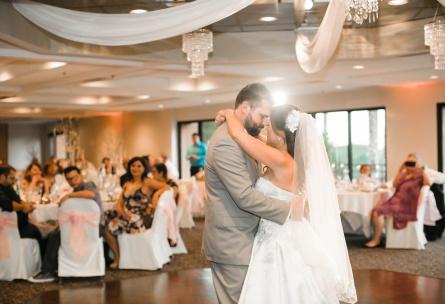 Golf club wedding reception - Sierra La Verne - La Verne, California - Claremont Area - Los Angeles County - Wedgewood Weddings