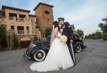 Military wedding - Vellano - Chino Hills, California - San Bernardino County - Wedgewood Weddings