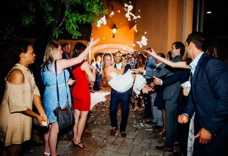 Wedding celebrations at Wedgewood Weddings Brittany Hill – Denver, Colorado