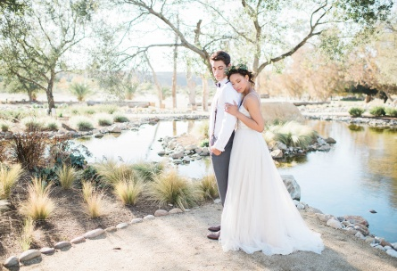 Real wedding at Wedgewood Weddings Galway Downs – Temecula, California