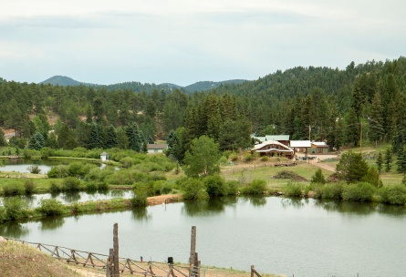 Rustic Ranch Estate Mountain View Ranch - Pine, Colorado - Jefferson County - Wedgewood Weddings