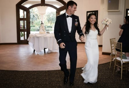 Grand Entrance at Wedgewood Weddings Sterling Hills – Ventura County