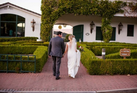 Real wedding at Wedgewood Weddings Eagle Ridge - San Jose Area