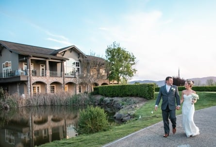 Happy couple - StoneTree - Novato, California - Marin County - Wedgewood Weddings