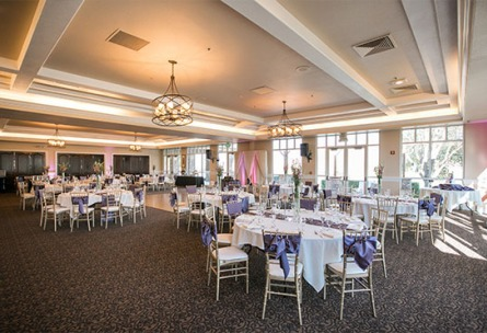 Banquet Hall - Brentwood - Brentwood, California - Contra Costa County - Wedgewood Weddings