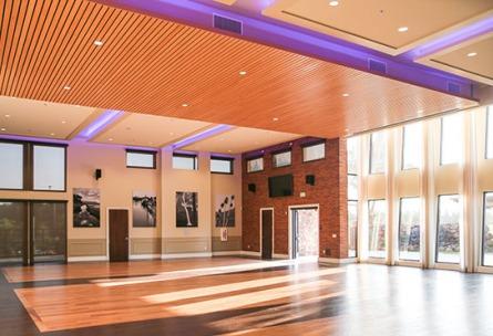 Reception hall - Evergreen Springs - Elk Grove, California - Sacramento County - Wedgewood Weddings
