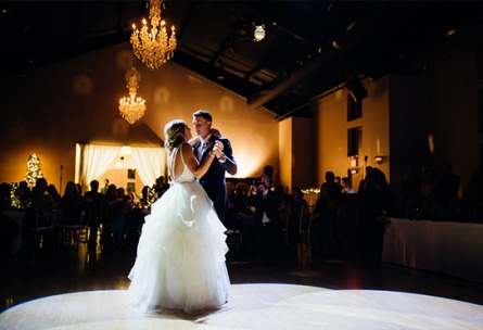 First Dance For Newlyweds - Black Forest - Colorado Springs, Colorado - El Paso County - Wedgewood Weddings