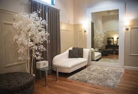 Luxurious bridal suite - Evergreen Springs - Elk Grove, California - Sacramento County - Wedgewood Weddings