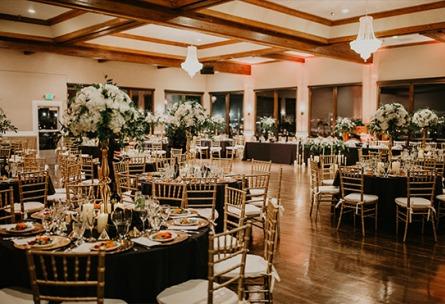 Stunning ballroom - Brittany Hill - Thornton, Colorado - Adams County - Weld County - Wedgewood Weddings
