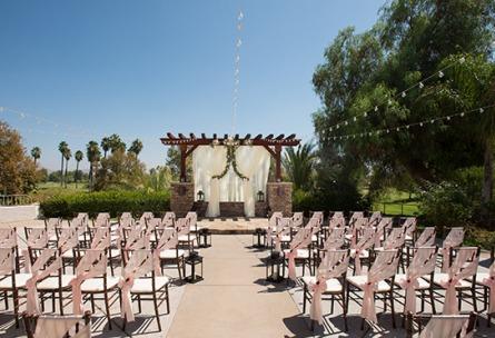 Classic ceremony space - Menifee Lakes - Menifee, California - Riverside County - Wedgewood Weddings