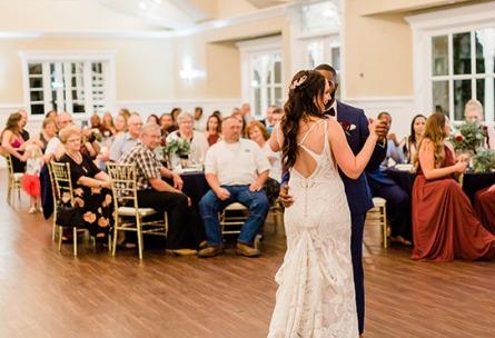 First dance - Lindsay Grove - Mesa, Arizona - Maricopa County - Wedgewood Weddings