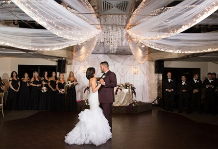 First Dance - Sierra La Verne - La Verne, California - Claremont Area - Los Angeles County - Wedgewood Weddings