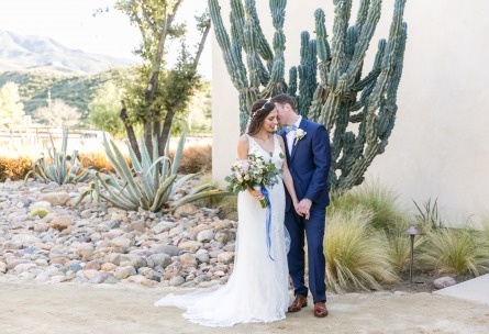 Romantic Couple by Picturesque Cactus - Galway Downs - Temecula, California - Riverside County - Wedgewood Weddings