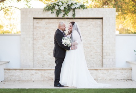 Outdoor ceremony - Lindsay Grove - Mesa, Arizona - Maricopa County - Wedgewood Weddings