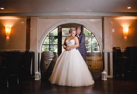Wine cellar - Sterling Hotel - Sacramento, California - Sacramento County - Wedgewood Weddings