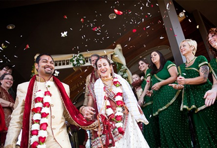 Indian Wedding - Granite Rose - Hampstead, New Hampshire - Rockingham County - Wedgewood Weddings