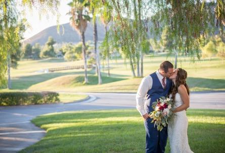 Beautiful golf course wedding - Menifee Lakes - Menifee, California - Riverside County - Wedgewood Weddings