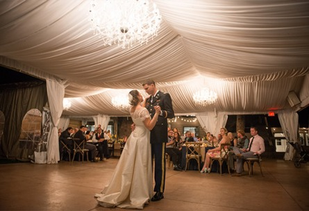 Military First Dance  - Boulder Creek - Boulder, Colorado - Boulder County - Wedgewood Weddings
