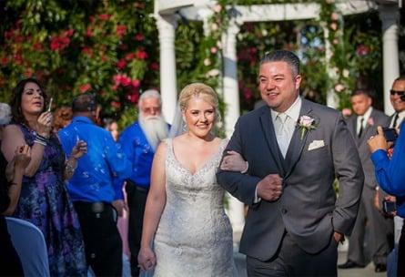 Newlyweds - Brentwood - Brentwood, California - Contra Costa County - Wedgewood Weddings