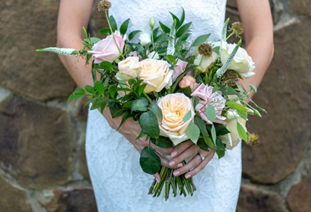 Bridal bouquet - Ashley Ridge - Littleton, Colorado - Arapahoe County - Wedgewood Weddings