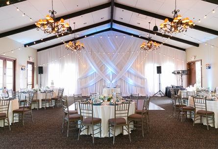 Reception Room - San Clemente - San Clemente, California - Orange County - Wedgewood Weddings