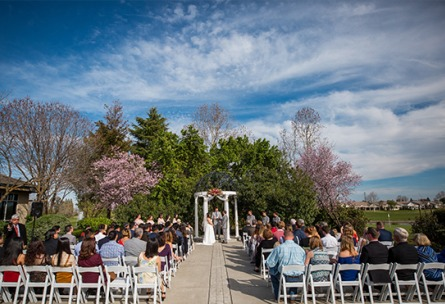 Golf course wedding venue - Brentwood - Brentwood, California - Contra Costa County - Wedgewood Weddings