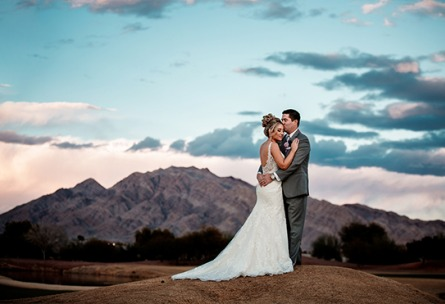 Romance on the Hill - Las Vegas - Las Vegas, Nevada - Clark County - Wedgewood Weddings