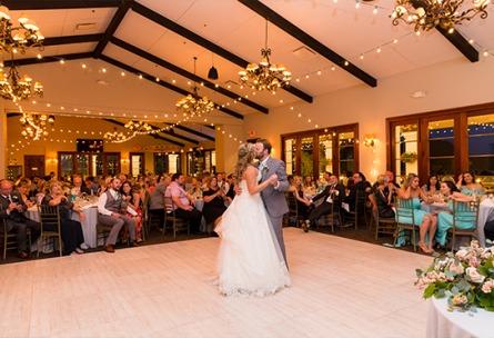 First dance - San Clemente - San Clemente, California - Orange County - Wedgewood Weddings