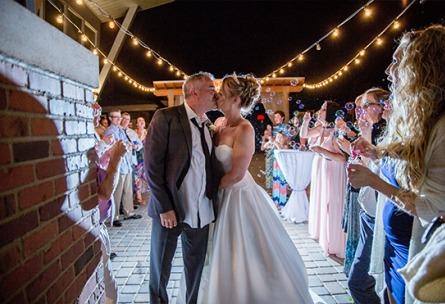 Grand send-off - Ashley Ridge - Littleton, Colorado - Arapahoe County - Wedgewood Weddings