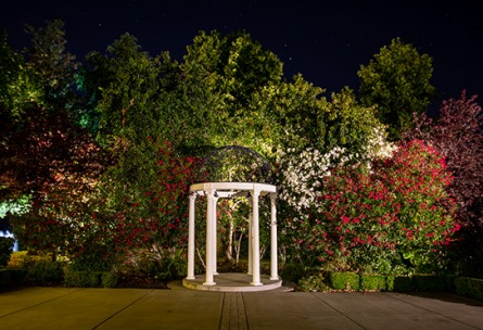 Evening Ceremony Site - Brentwood - Brentwood, California - Contra Costa County - Wedgewood Weddings