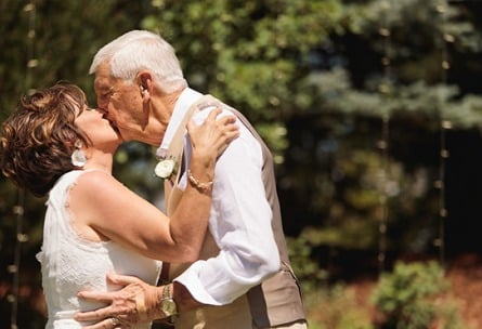Love Knows no Age - Ken Caryl - Littleton, Colorado - Arapahoe County - Wedgewood Weddings