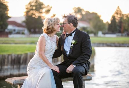 Older Couple - San Ramon - San Ramon, California - Contra Costa County - Wedgewood Weddings
