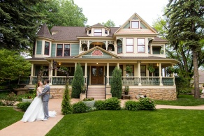 Historic mansion wedding venue - Wedgewood Weddings Tapestry House – Fort Collins