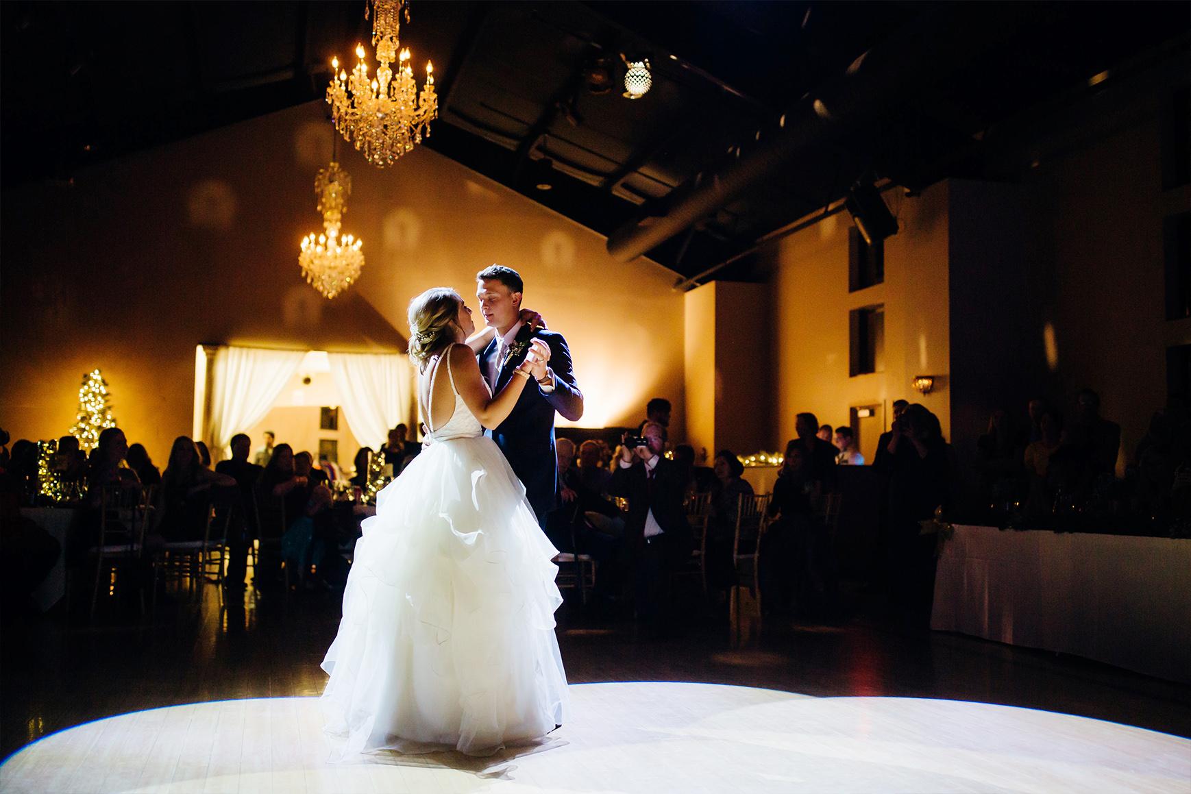 First Dance - Black Forest - Colorado Springs, Colorado - El Paso County - Wedgewood Weddings
