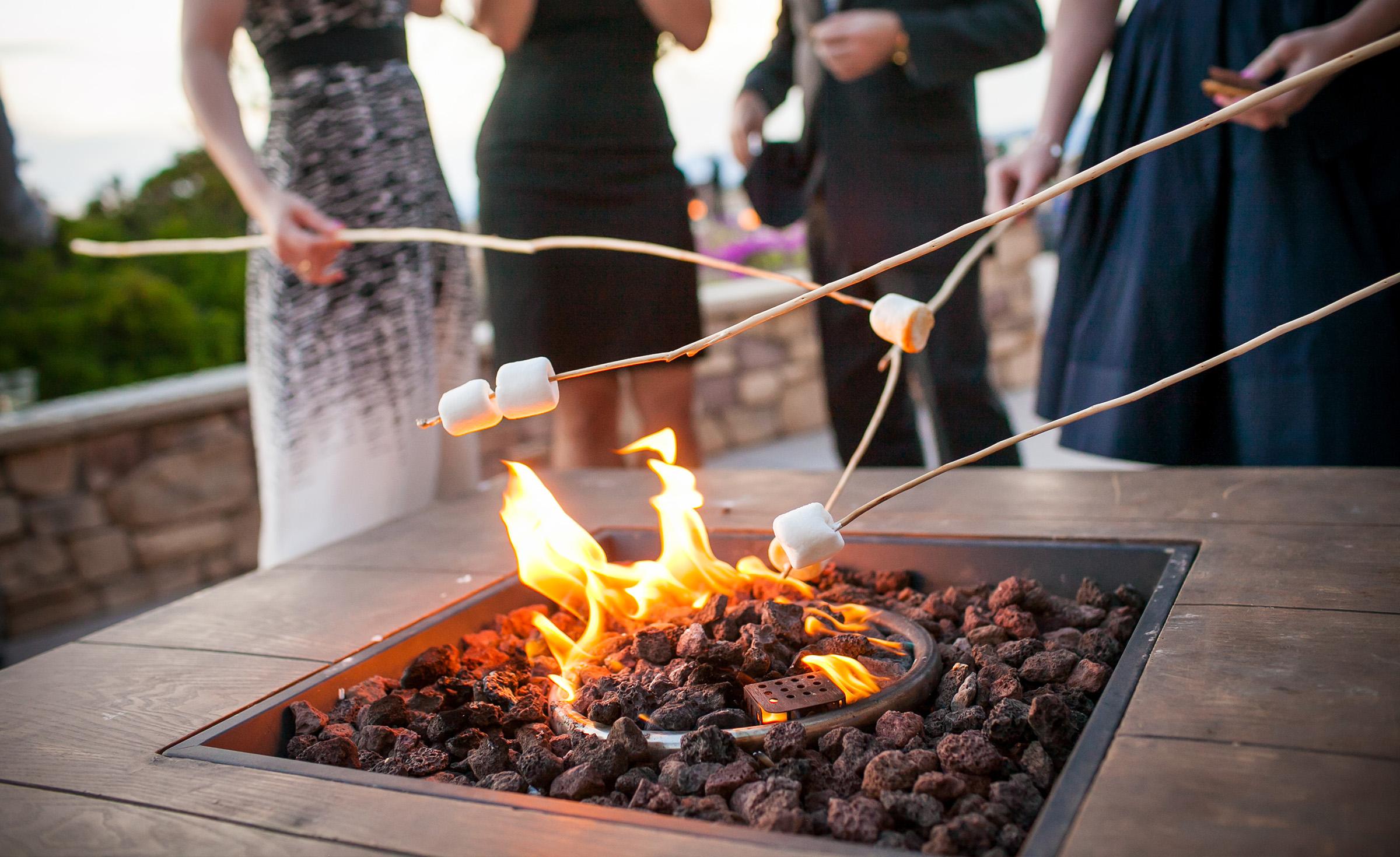 Cocktail Hour - Boulder Ridge - Los Gatos, California - San Jose, California - Santa Clara County - Wedgewood Weddings
