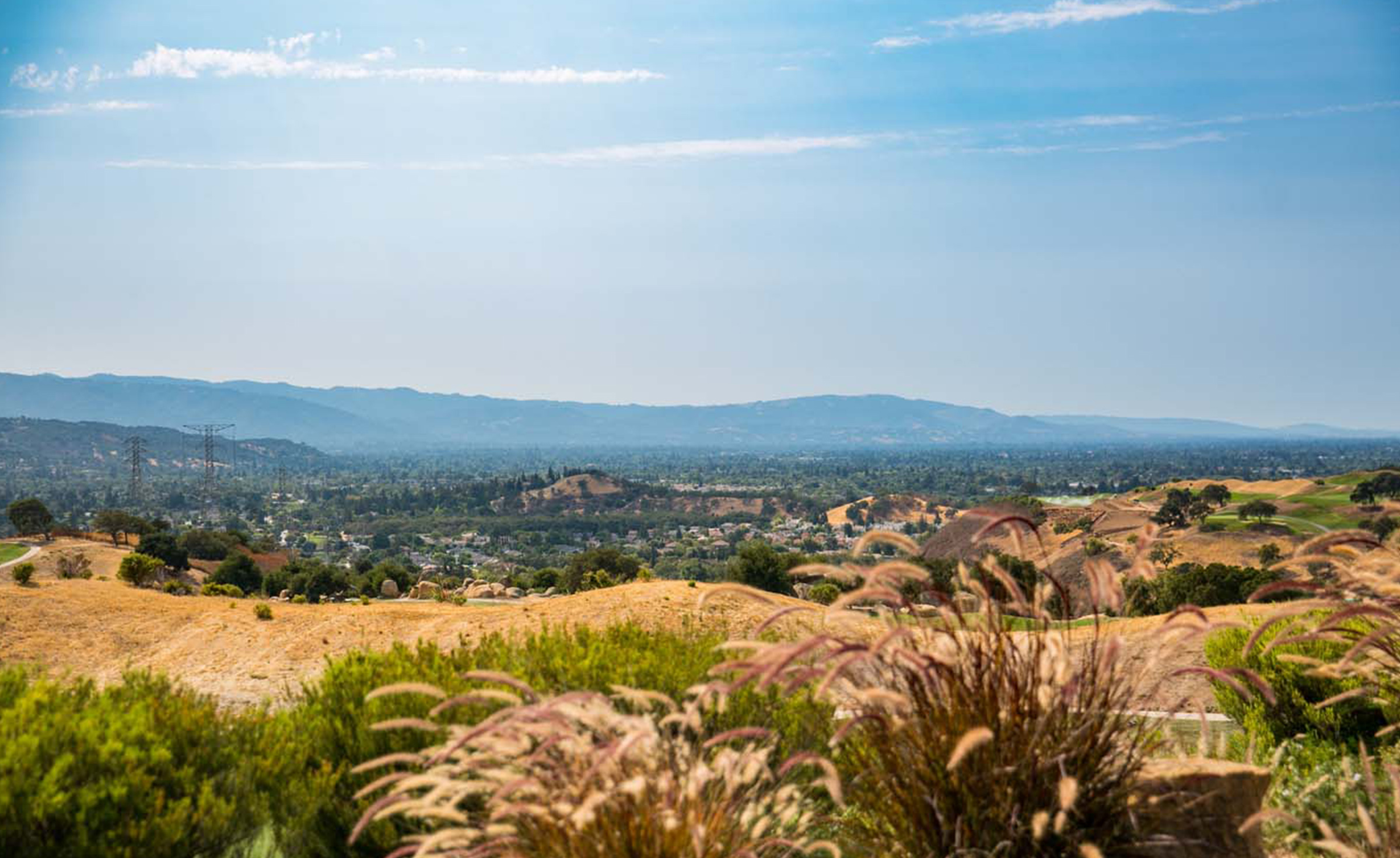 Endless Views - Boulder Ridge - Los Gatos, California - San Jose, California - Santa Clara County - Wedgewood Weddings