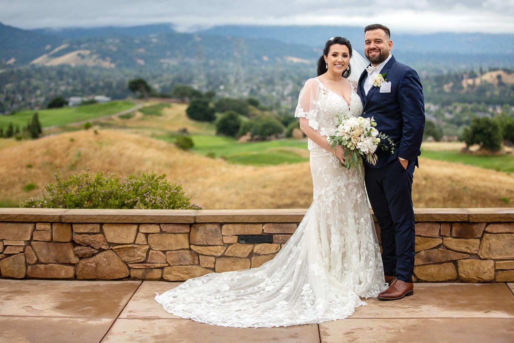 Stunning locations for your romantic portraits - Boulder Ridge - Los Gatos, California - San Jose, California - Santa Clara County - Wedgewood Weddings