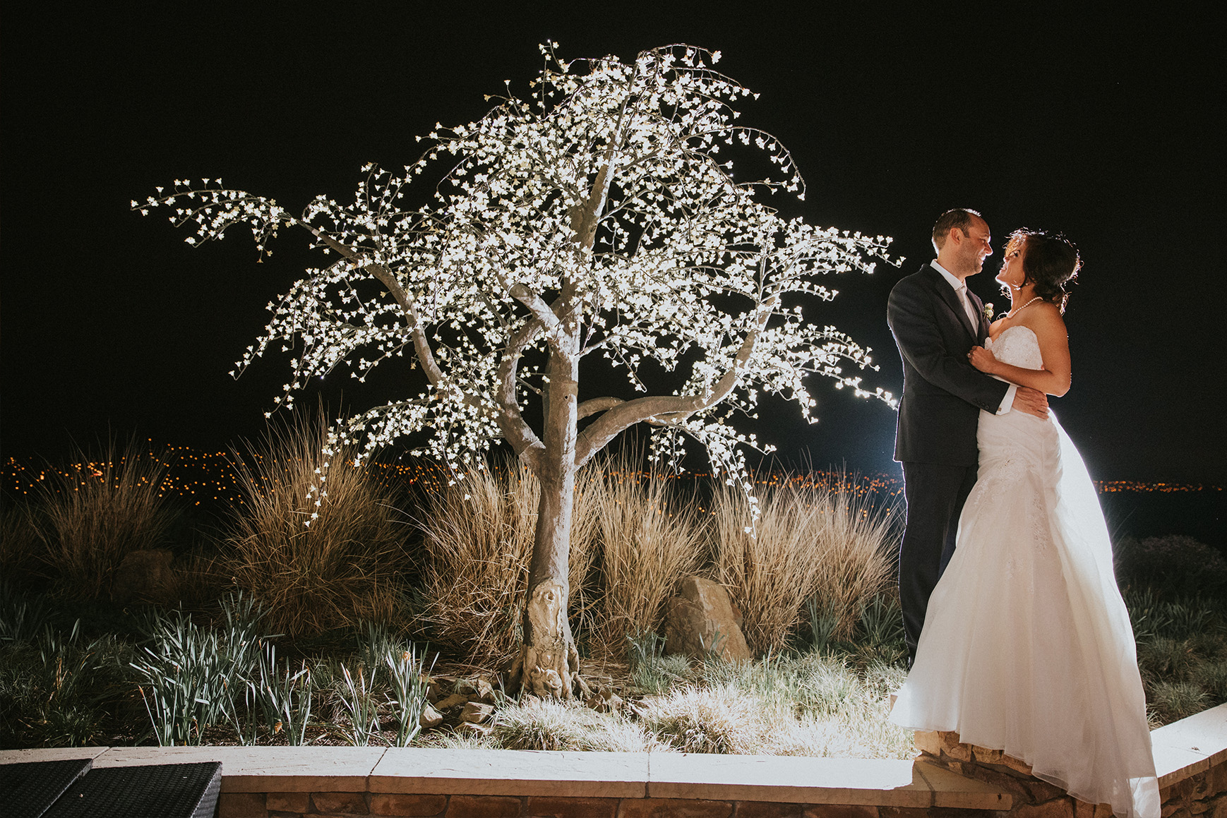 Romantic couple - Boulder Ridge - Los Gatos, California - San Jose, California - Santa Clara County - Wedgewood Weddings