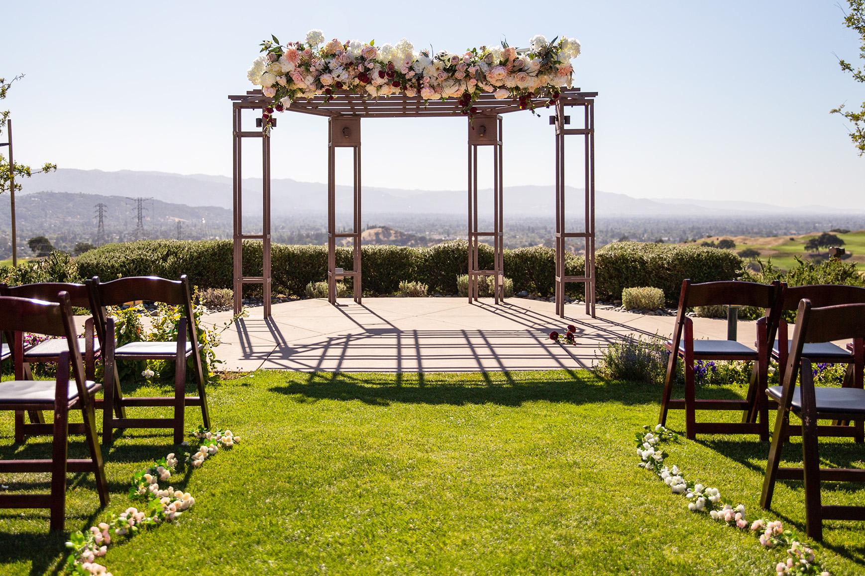 Create a ceremony unique as you - Boulder Ridge - Los Gatos, California - San Jose, California - Santa Clara County - Wedgewood Weddings