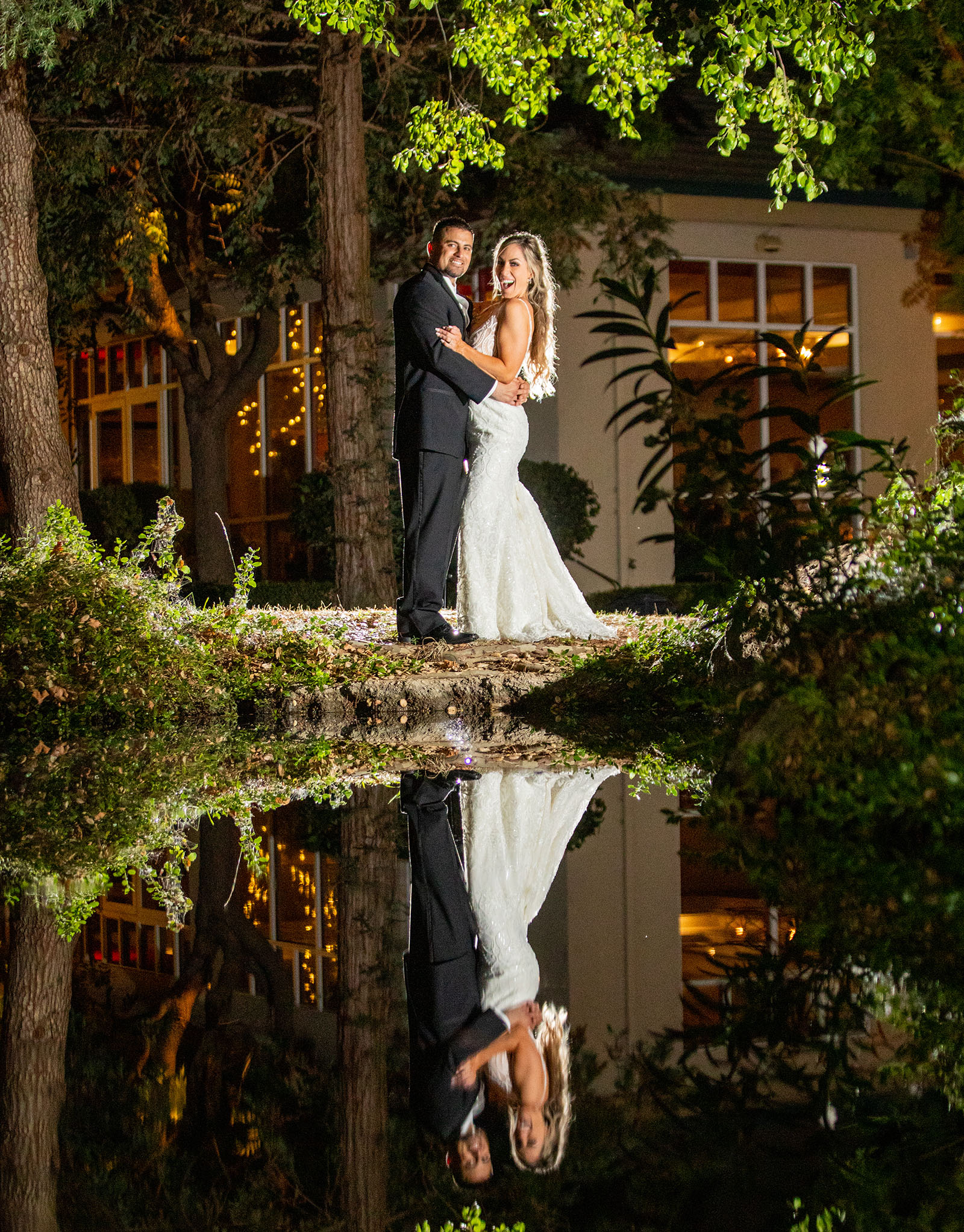 Gorgeous outdoor photo opportunities - Brentwood - Brentwood, California - Contra Costa County - Wedgewood Weddings