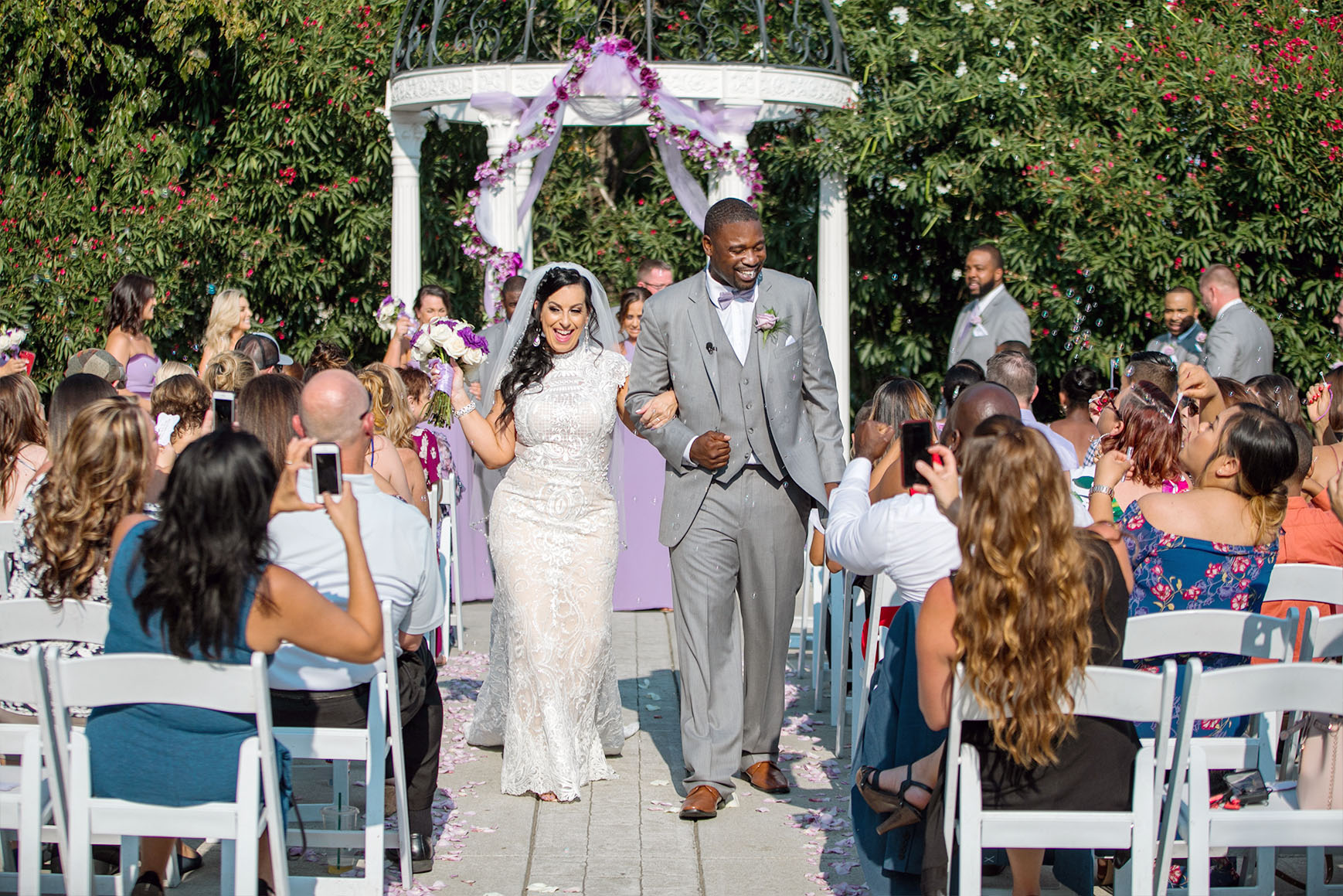 Elegant Ceremonies - Brentwood - Brentwood, California - Contra Costa County - Wedgewood Weddings
