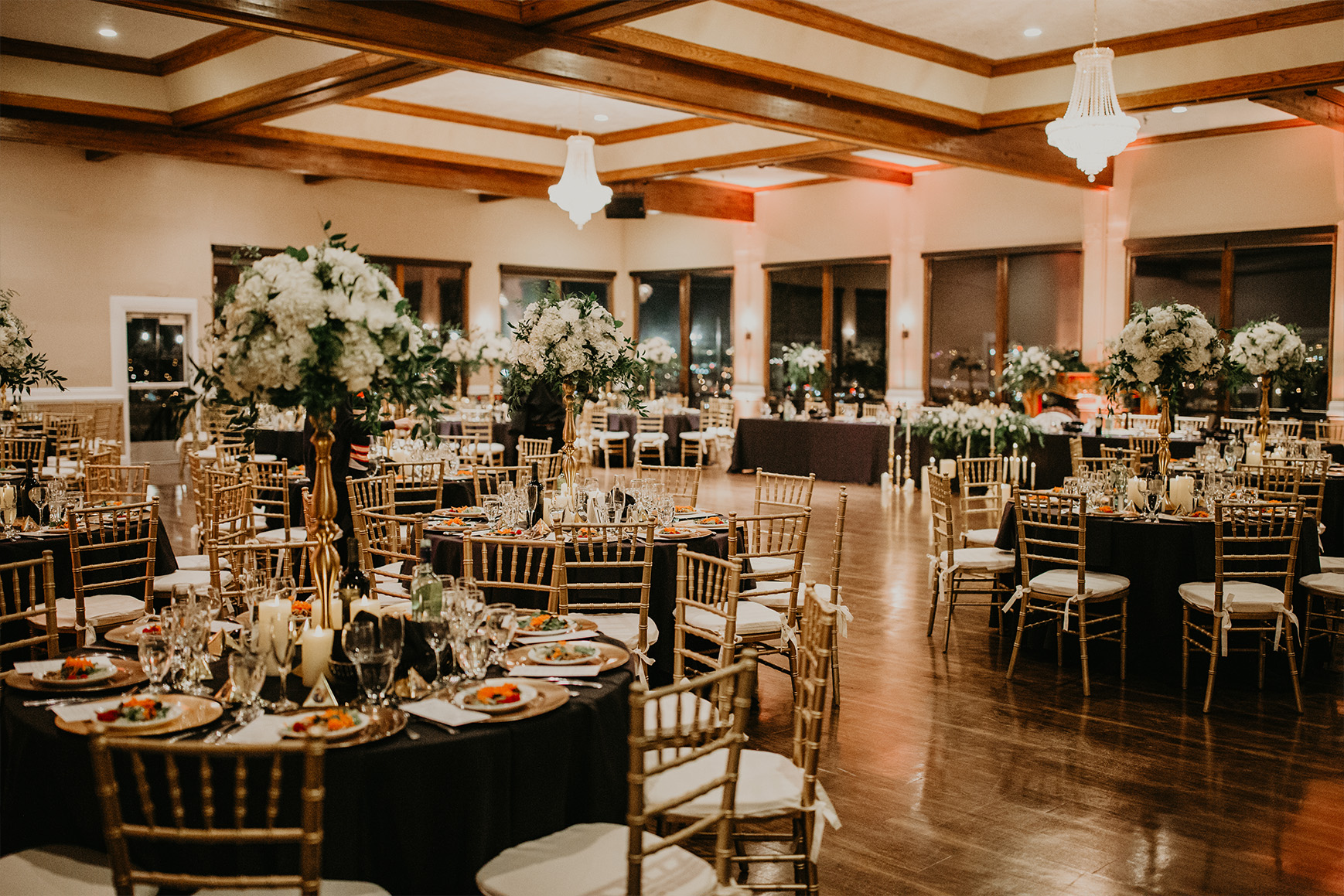 Amazingly spacious ballroom with views - Brittany Hill - Thornton, Colorado - Adams County - Weld County - Wedgewood Weddings