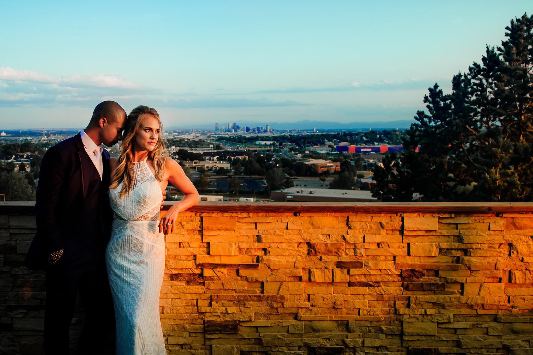 Estate wedding venue in Denver area - Brittany Hill - Thornton, Colorado - Adams County - Weld County - Wedgewood Weddings