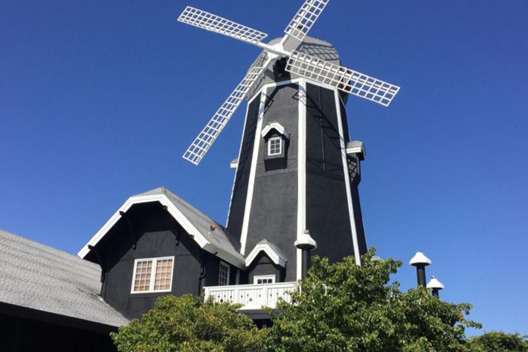 The Windmill - Carlsbad Windmill - Carlsbad, California - San Diego County - Wedgewood Weddings