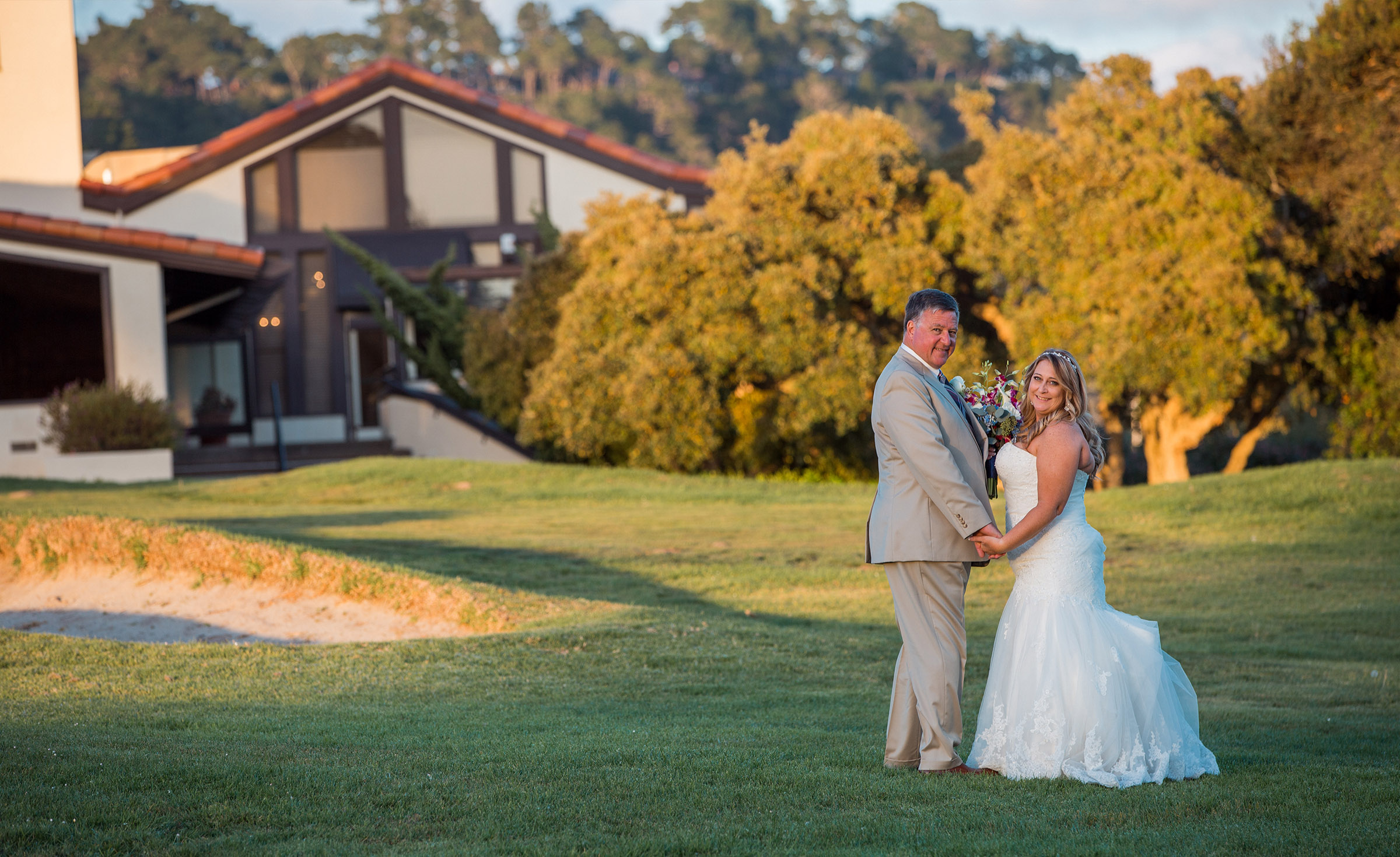 Romantic Couple - Carmel - Carmel, California - Monterey County - Wedgewood Weddings